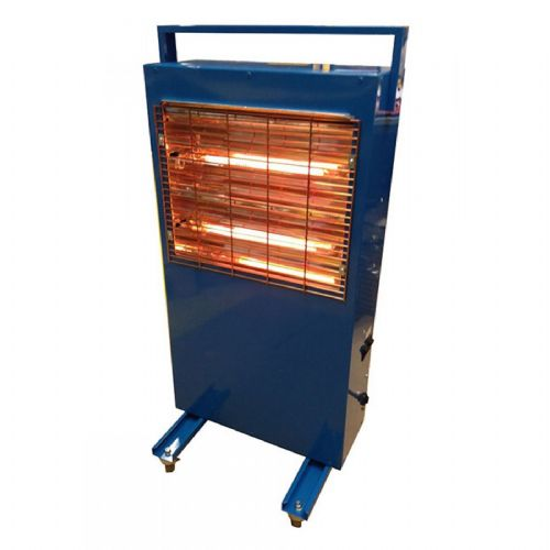 Broughton RG308 1.6kW Carbon Fibre Quartz Electric Heater 110V~50Hz